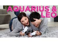 Leo and Aquarius Compatibility