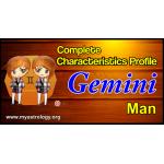 A Complete Characteristics Profile of Gemini Man