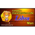 A Complete Characteristics Profile of Libra Man