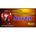 A Complete Characteristics Profile of Scorpio Man