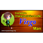 A Complete Characteristics Profile of Virgo Man