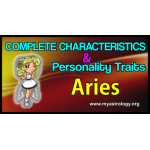 The Complete Characteristics Profile & Personality Traits of Aries
