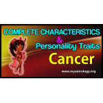 The Complete Characteristics Profile & Personality Traits of Cancer