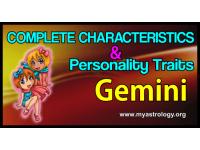The Complete Characteristics Profile & Personality Traits of Gemini