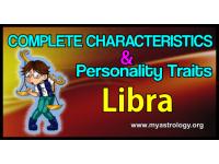 The Complete Characteristics Profile & Personality Traits of Libra