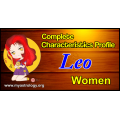 A Complete Characteristics Profile of Leo Woman