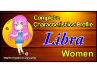 A Complete Characteristics Profile of Libra Woman