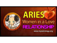 Aries woman in a love relationship
