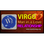 Virgo man in a love relationship