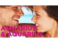 Aquarius and Aquarius Compatibility