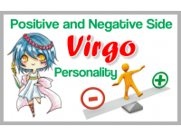 The positive and negative side of a Virgo personality