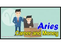 Aries Career and Money Tendencies