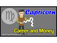 Capricorn Career and Money Tendencies