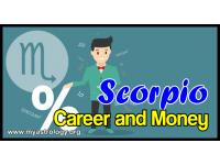 Scorpio Career and Money Tendencies
