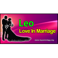 Leo Love in Marriage