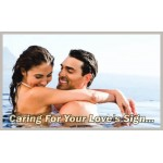 Caring For Your Love's Sign