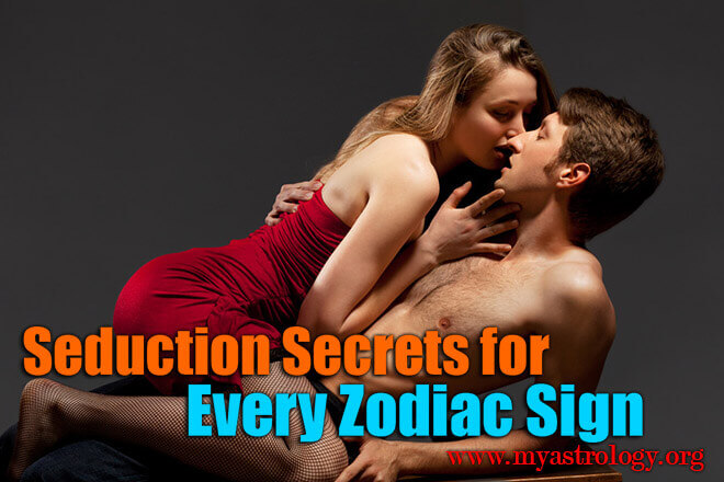 Seduction Secrets fo astrology