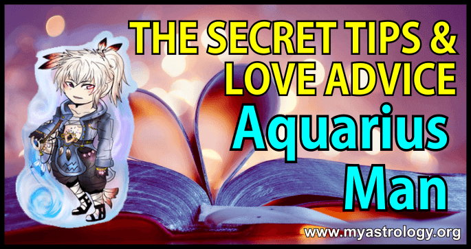 Secret Love Advice Aquarius Man