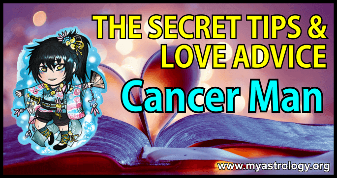 Secret Love Advice Cancer Man