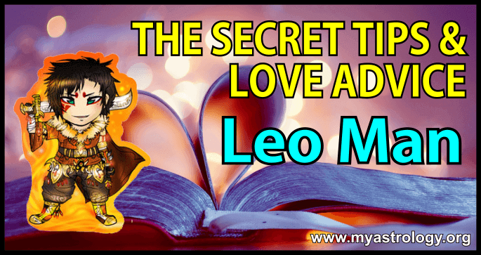 Secret Love Advice Leo Man