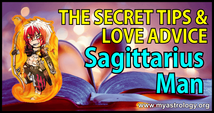 Secret Love Advice Sagittarius Man