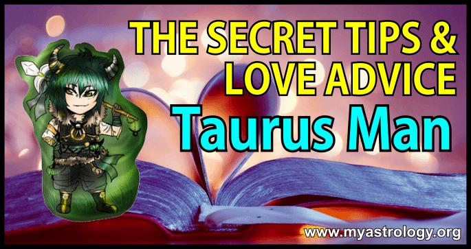 Secret Love Advice Taurus Man