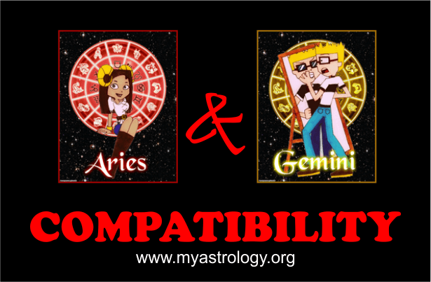 Aries and Gemini Compatibility