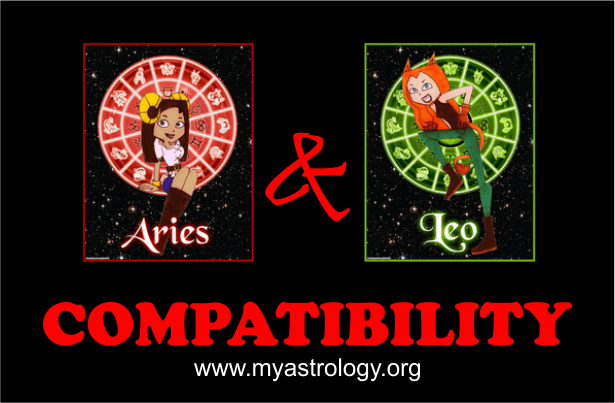 Friendship Compatibility for Aries and Leo using Astrology