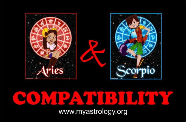 Aries and Scorpio Compatibility