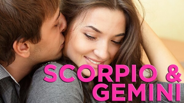Scorpio and Gemini Compatibility