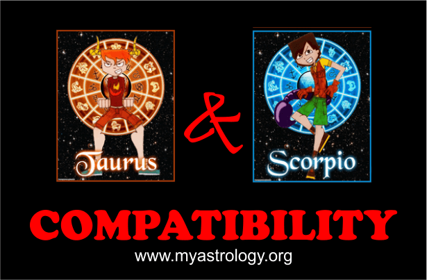 Taurus and Scorpio Compatibility