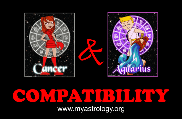 Cancer and Aquarius Compatibility