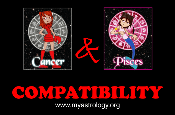 Friendship Compatibility for Cancer and Pisces using Astrology