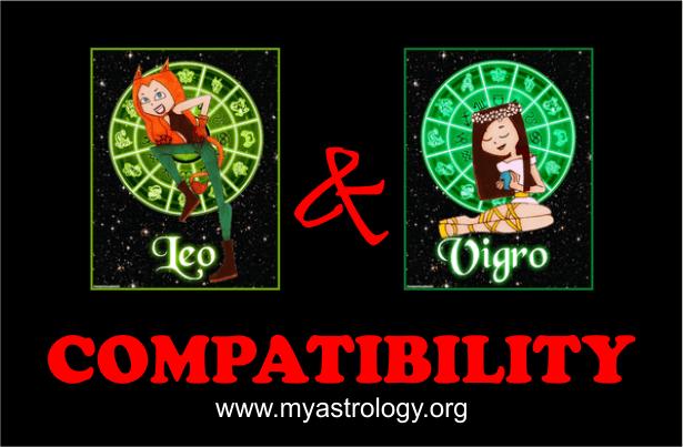 Leo and Virgo Compatibility