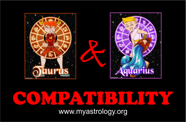 Taurus and Aquarius Compatibility