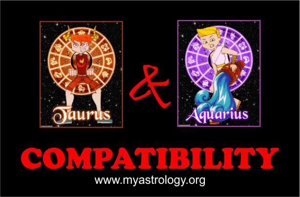 Taurus and Aquarius Compatibility