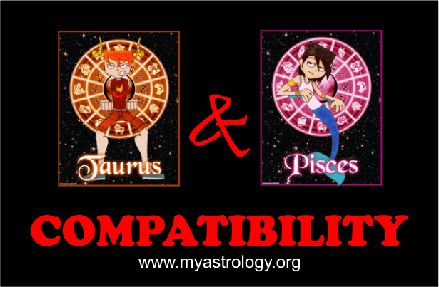 Friendship Compatibility for Taurus and Pisces using Astrology