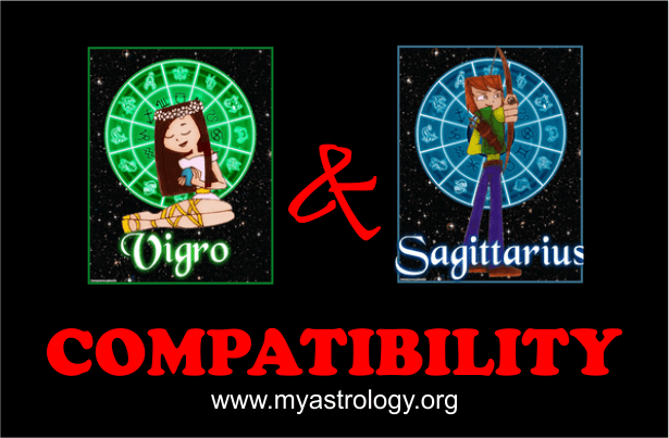 Friendship Compatibility for Virgo and Sagittarius using Astrology