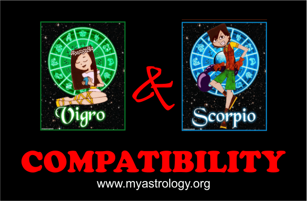 Virgo and Scorpio Compatibility