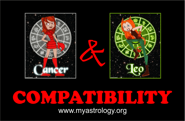 Friendship Compatibility For Cancer And Leo Using Astrology My Astrology