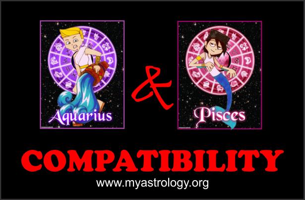 Aquarius and Pisces Compatibility