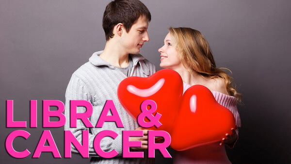 Cancer and Libra Compatibility