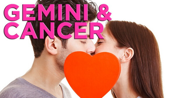 Gemini and Cancer Compatibility