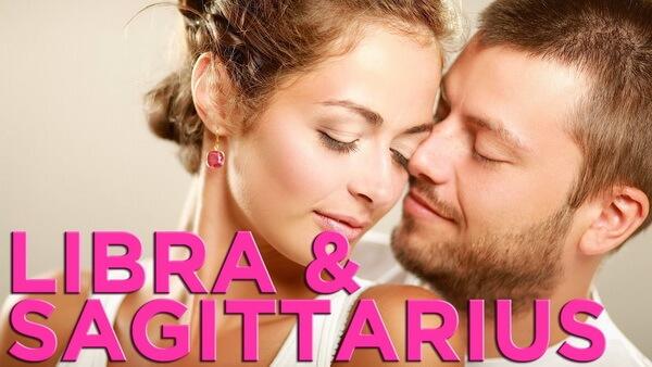 Libra and Sagittarius Compatibility