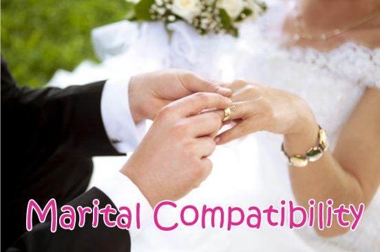 Marital Compatibility Astrology