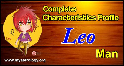Profile Leo Man