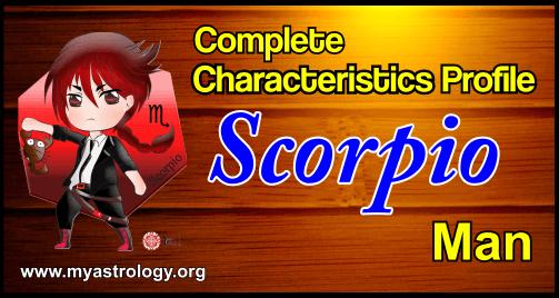 Profile Scorpio Man