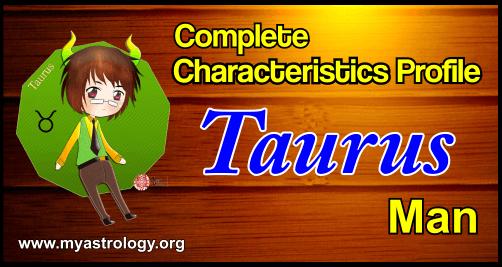 Profile Taurus Man