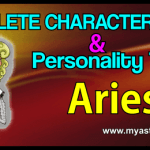 Traits Aries