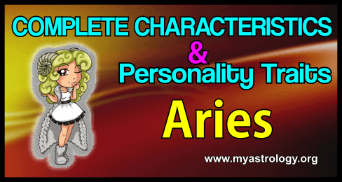 Traits Aries